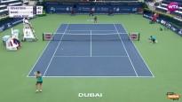 Sevastova iekļūst Dubaijas turnīra pusfinālā
