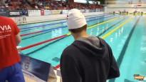 BJSS Rīdzene/Ziepniekkalns peldētāji labo 34 gadus vecu Latvijas rekordu