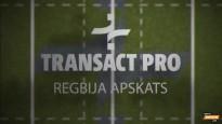 """""""Transact Pro"""" regbija apskats. Jūnija raidījums"""