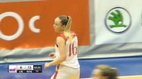 """""""Liepājas Papīrs"""" basketbolistes ar zaudējumu uzsāk EEWBL sezonu"""
