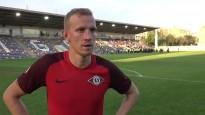 """Freimanis, Višņakovs un Nerugals par lielisko 0:0 pret spēcīgo """"Crvena Zvezda"""""""