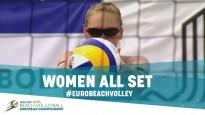 EČ sieviešu turnīra prezentācija sākas ar Graudiņu un Kravčenoku