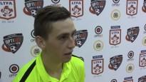 """Ukrainis Vasils Kefa: """"Latvijas čempionātam sekoju arī iepriekš"""""""
