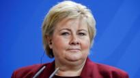 Norvēģijas premjere pārdzīvo par Sulšēra priekšlaicīgu apsveikšanu
