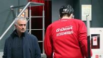 """Futbola trenerim Morinju gadās misēklis, atklājot """"Avangard"""" un SKA spēli"""