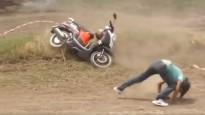 Kā amatieru motokrosā brauc Taizemē?