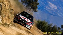 Latviešu SRT komandas pilots gatavojas Portugāles WRC rallijam