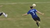 Futbolists trāpa putnam