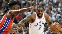 """Pirmais """"buzzer-beater"""" uzvaras metiens sērijas septītajā spēlē NBA vēsturē"""