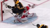 """NHL pusfinālu atvairījumos uzvar """"Hurricanes"""" čehs"""