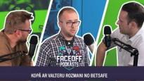 """""""FaceOff"""" speciālizlaidumu noslēgumā diskusija ar bukmeikeru par PČ pārsteigumiem"""