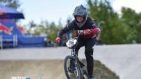 """BMX riteņbraucēja Buldinska: """"Būtu šāda trase jau sen, mēs būtu augšgalā"""""""