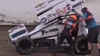 Autosportists pārmāca avārijas izraisītāju