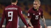 Kāpēc Latvijas futbolists nav konkurētspējīgs Eiropas tirgū?