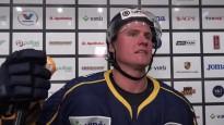 """J. Rēdlihs: """"Tāds tas hokejs ir - arī pēdējās sekundēs nedrīkst atslābt"""""""