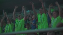 """8000 dalībnieku """"Arēnā Rīga"""" ieskandina """"Sporto visa klase"""" jauno sezonu"""