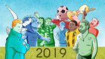 Futbolbumbas: liekam punktu 2019. futbola gadam