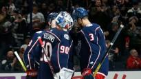 Balcers un Merzļikins IIHF video stāsta par NHL un spēlēm Latvijas izlasē