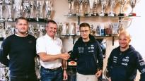 Latviešu rallija komanda ''Sports Racing Technologies'' paraksta līgumu ar talantīgo poļu pilotu