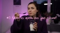 #9 ''VeseLīga'': Kāpēc es apēdu pusi glāzes cukura?