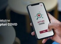"""Video: Kas ir aplikācija """"Apturi Covid""""?"""