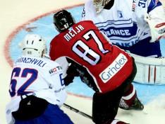 Euro Hockey Challenge. 10.04.2015. Latvija - Francija 0:1