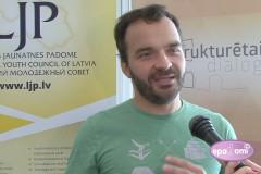 """Video: Notiek Rīgas iedzīvotāju forums """"Rīga dimd – iedzīvotāji runā, domā, dara!"""""""