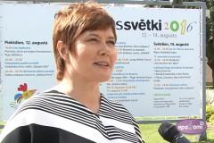 Video: Aicina uz plašu Rīgas svētku 2016 pasākumu programmu kino zīmē