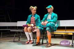 Video: TOMS SOJERS Dailes teātrī. Izrādes fragmenti