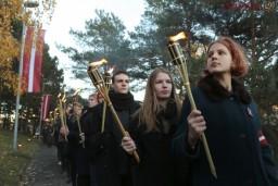 Lāčplēša dienu Rīgā atzīmēs ar tradicionāliem piemiņas un kultūras pasākumiem