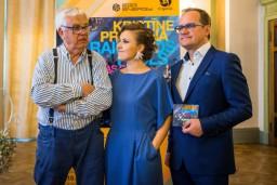 Video: Maestro Pauls un Prauliņa prezentē albumu KONTRASTI