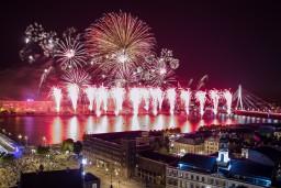 UZ RĪGU! Rīgas svētkos plaša pasākumu programma