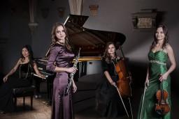 """Latvian Sound Quartet svin piecgades jubileju ar koncertprogrammu """"Amerikas vilinājums"""""""