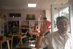 Rīgā norisinās jau ceturtā starptautiskā atdzejas darbnīca