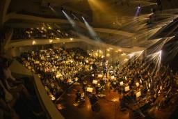 LSO Vecgada koncertos kino mūzika, Ralfs Eilands, Dināra Rudāne un Aminata