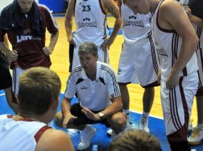 Šonedēļ VSB kanālā: Latvijas basketbolisti sāk cīņu