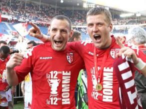 """Līdzjutēji Vaņinu atzīst par labāko """"Sion"""" futbolistu pagājušajā sezonā"""