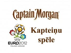 """Konkurss: """"Captain Morgan Kapteiņu spēle"""" - 3.kārta"""