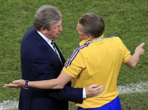 Ukrainas treneris Blohins: ''Visa pasaule redzēja, ka bija vārti''