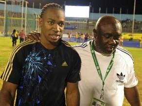 """Jamaikas sprinteru treneris: """"Bleiks ir krietni labākā formā nekā Bolts"""""""