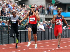 ASV vieglatlēti noskaidrojuši olimpisko spēļu dalībniekus