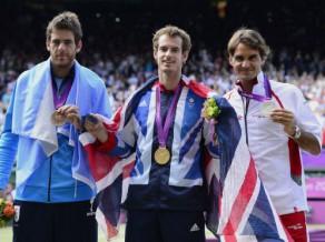 Marejs <i>iznīcina</i> Federeru un kļūst par olimpisko čempionu