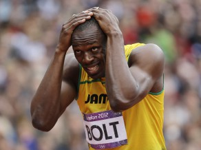 """Bolts: """"Jau divus gadus domāju, kā noskriet 200m ātrāk par 19 sekundēm"""""""