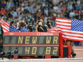 ASV skrējējas labo vienu no vecākajiem pasaules rekordiem