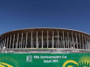 Brazīlijā sāksies FIFA Konfederāciju kausa izcīņa futbolā