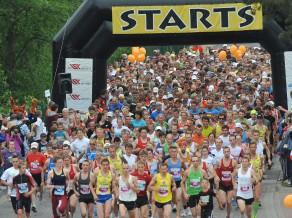 Ventspils Piedzīvojuma parka pusmaratons jau sestdien, 22. jūnijā