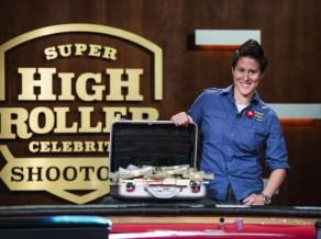 Vanesa Selbsta uzvar Super High Roller Shootout un saņem $1 miljonu