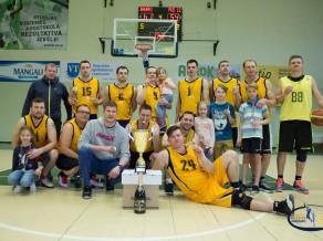 "VPČ 2015./2016. Čempioni 35+ līgā – ""AGROK-Banāni"""