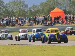 Jaunais kartinga talants Valters Zviedris piedalīsies ''NEZ Legend Car'' čempionātā