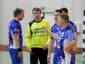 """""""Jūrmalas Sports"""" un MSĢ/LAT-98 svin svarīgas uzvaras cīņā par 5. vietu"""
